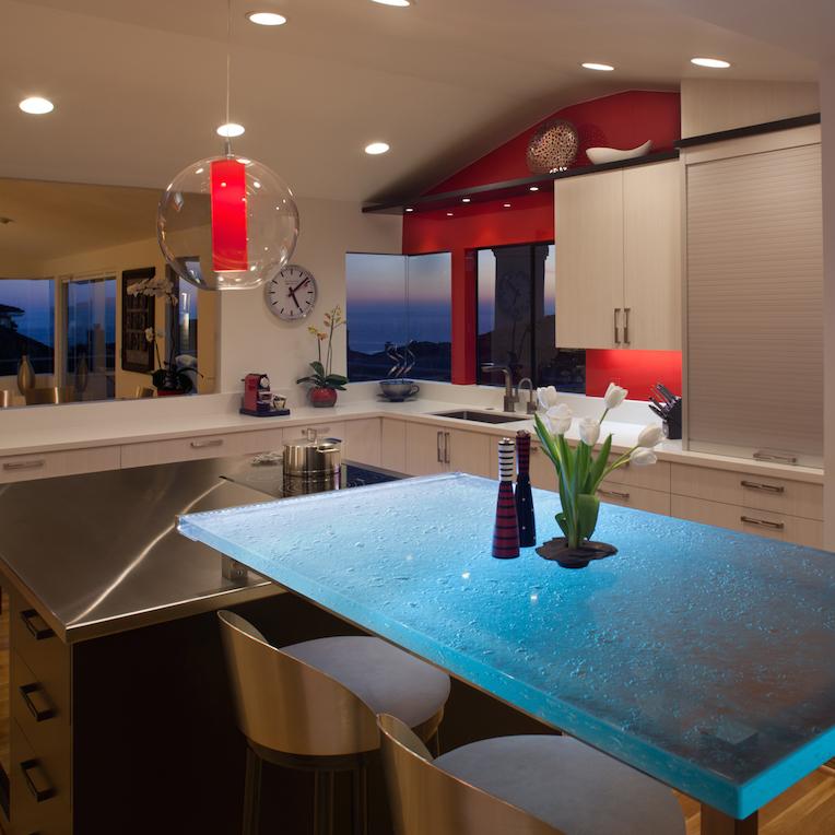 A Bold Kitchen