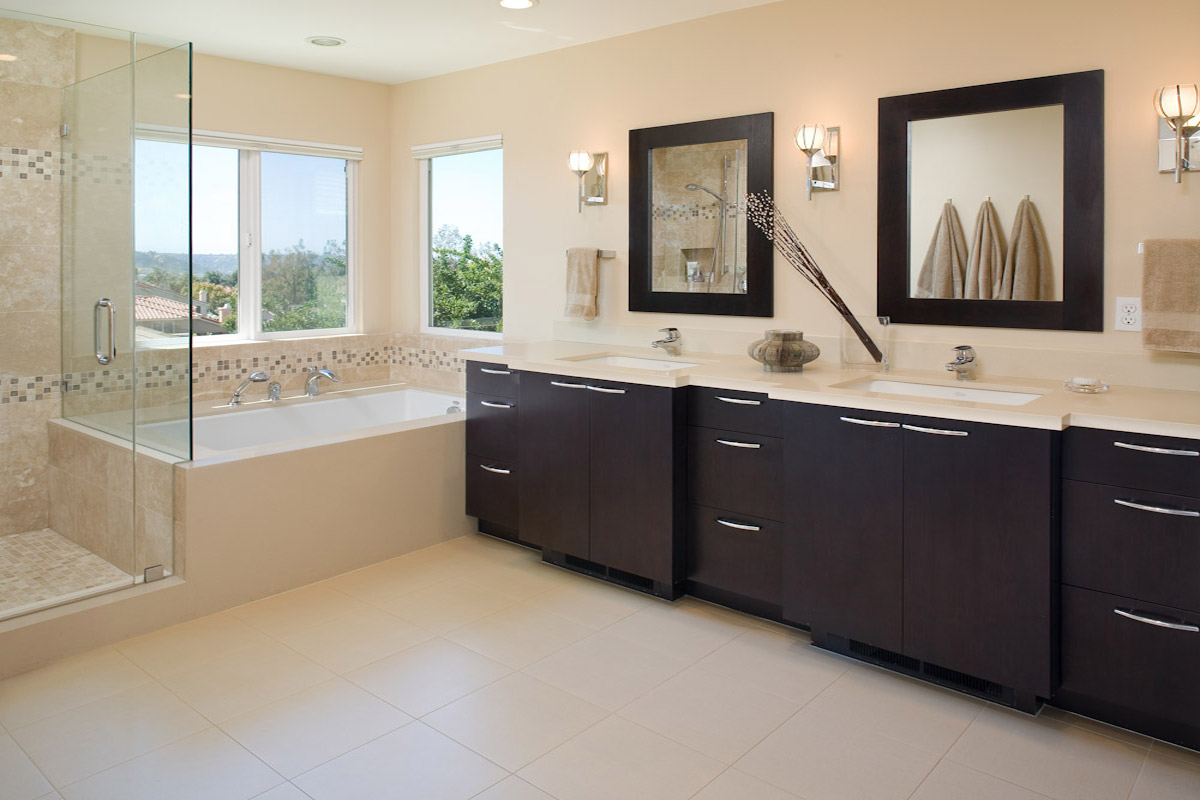 La Jolla Luxury Bathroom