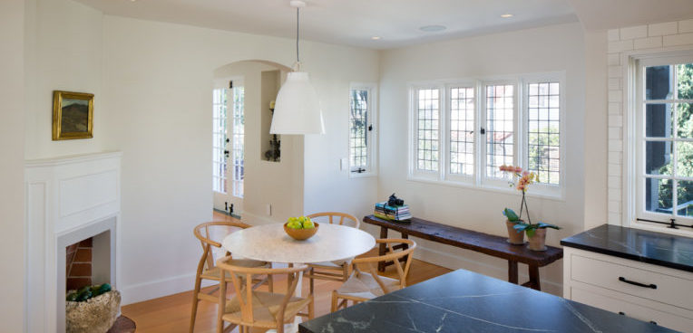 white pendant light la jolla landmark makeover
